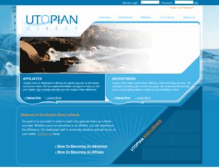 utopiandirect.com screenshot
