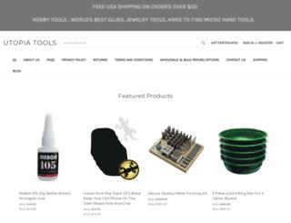 utopiatools.com screenshot