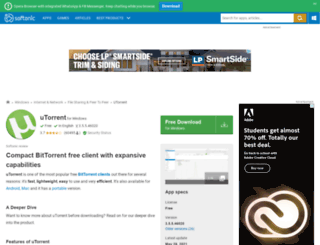 utorrent.bg.softonic.com screenshot