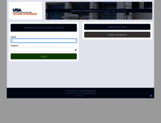 utsa-marketing.sona-systems.com screenshot