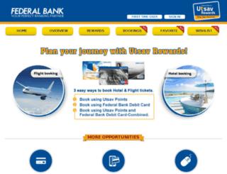 utsavrewardz.com screenshot