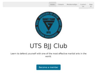 utsbjj.com screenshot
