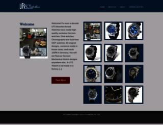 utswatches.com screenshot