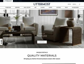 uttermost.com screenshot