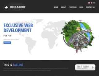 uuit-group.com screenshot
