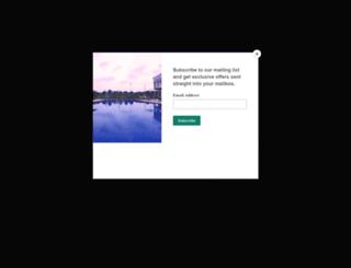 uvameridian.com screenshot