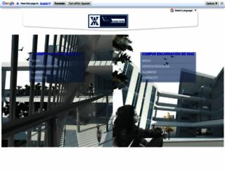 uvas.edu.mx screenshot