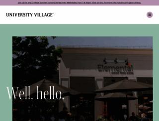 uvillage.com screenshot