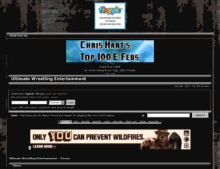 uwe.smfforfree2.com screenshot