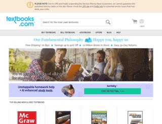 uwec.bncollege.com screenshot