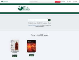 uwgb.redshelf.com screenshot