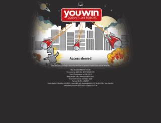 uwin.com screenshot