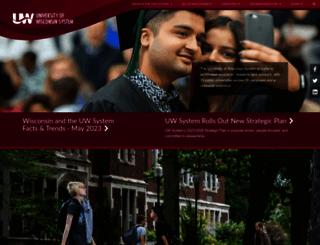 uwsa.edu screenshot