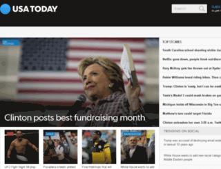 ux.navytimes.com screenshot