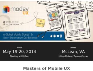 ux14.gomodev.com screenshot