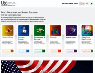 uxd.com screenshot