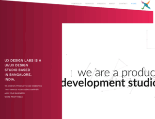 uxdesignlabs.com screenshot