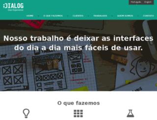 uxdialog.com.br screenshot
