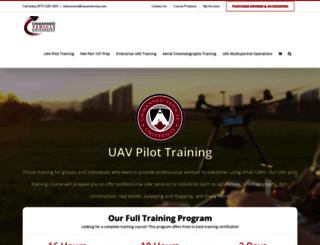 uxvuniversity.com screenshot