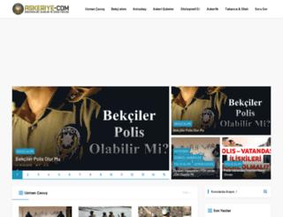uzmanasker.com screenshot