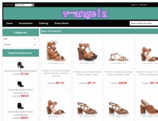 v-angelz.co.uk screenshot