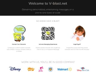 v-blast.net screenshot