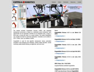 v-rep.eu screenshot