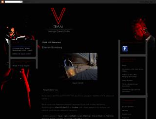 v-teammanga.blogspot.com.tr screenshot