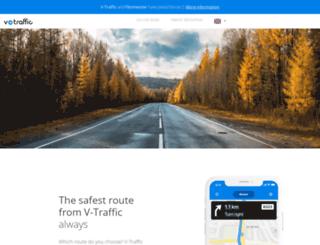 v-traffic.com screenshot