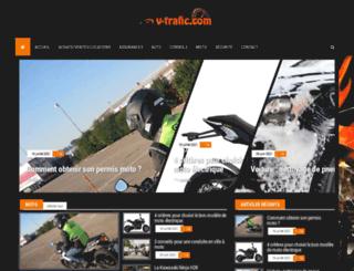 v-trafic.com screenshot
