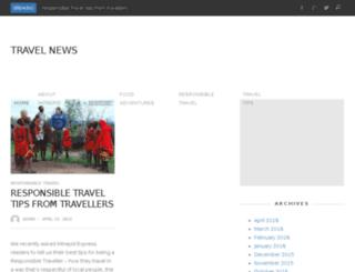 v-traveled.com screenshot