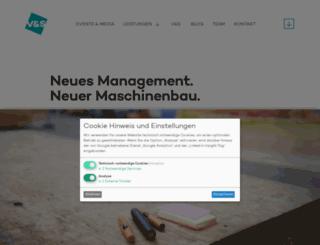 v-und-s.de screenshot