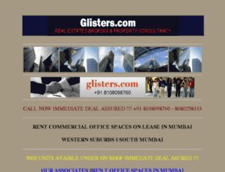 v.glisters.com screenshot