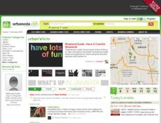 v0.urbanesia.com screenshot