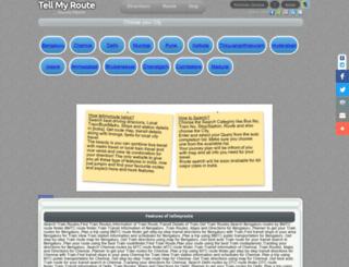 v1.tellmyroute.com screenshot