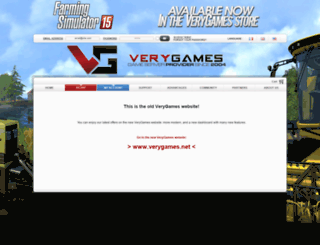 v1.verygames.net screenshot