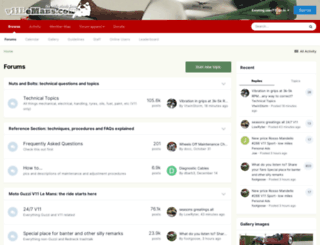 v11lemans.com screenshot