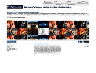 v2.adzyklopaedie.com screenshot