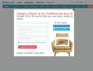 v2.olioboard.com screenshot