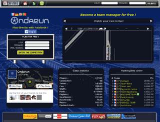 v2.ondarun.com screenshot