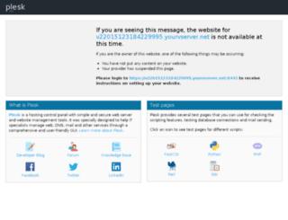 v22015123184229995.yourvserver.net screenshot