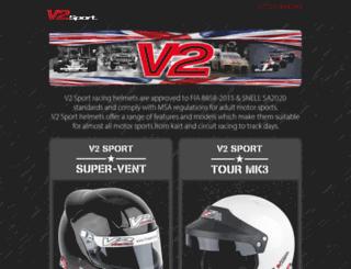 v2sport.com screenshot