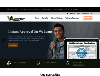 va.org screenshot