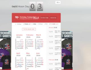 vacaciones-escolares.com screenshot