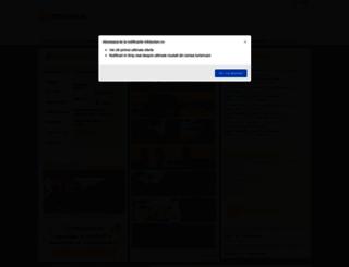 vacanta.infoturism.ro screenshot