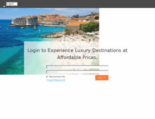 vacation.yourmemberlifestyle.com screenshot