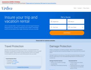 vacationprotection.com screenshot