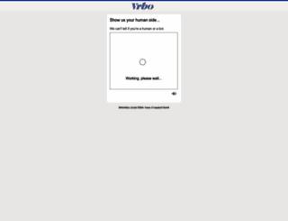 vacationrentals.com screenshot