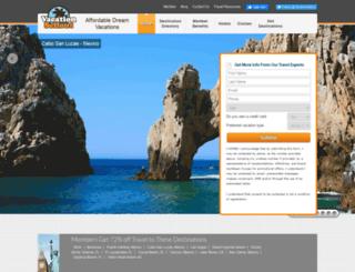 vacationsellout.com screenshot