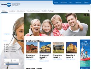 vacationspree.wpengine.com screenshot